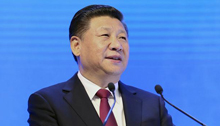 Switzerland tour throws limelight on Xi's global vision and charisma