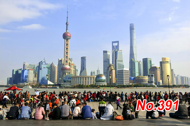 China witnesses surge in tourist numbers