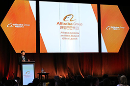 Alibaba opens Australian, New Zealand headquarters in Melbourne