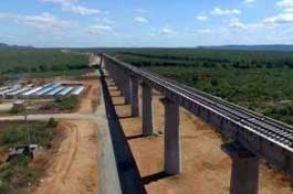 With Ethio-Djibouti railway, China pursues awe-inspiring project of century