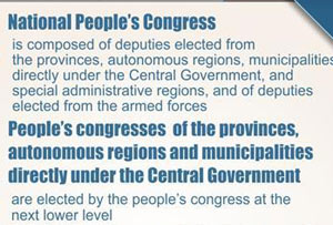 Graphics: Profile of China's National People's Congress