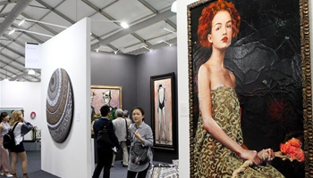 5-day 2017 Art Central opens in Hong Kong