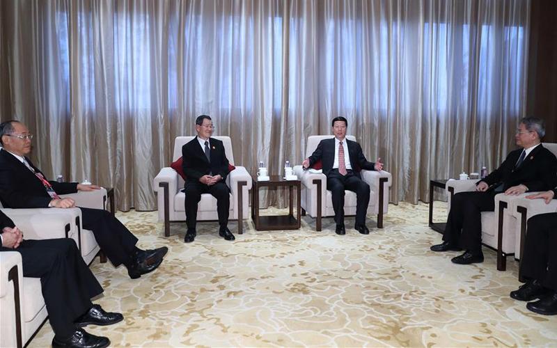 Vice Premier calls for deeper cross-Strait exchanges