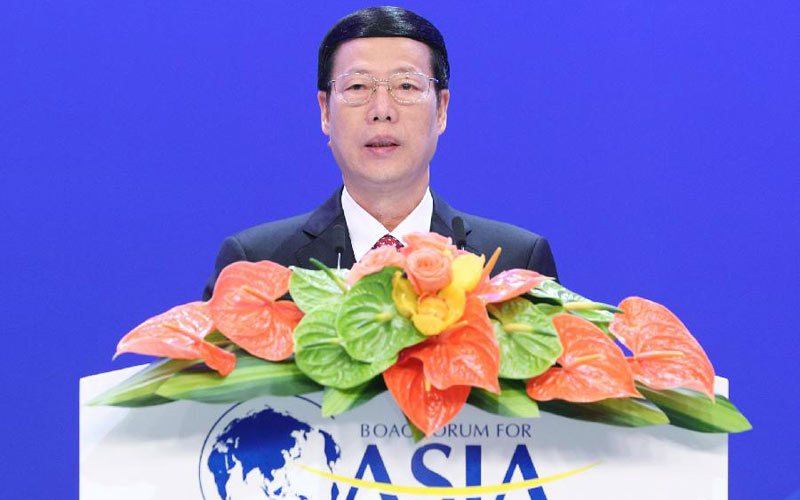 China's sound economic fundamentals unchanged: vice premier