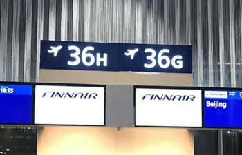 Pic story of Finnish airline Finnair
