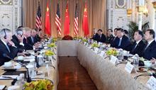"""Fruitful"" Xi-Trump meeting charts course of China-U.S. ties under global gaze"