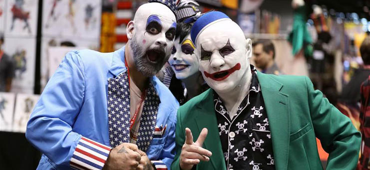 Highlights of Chicago Comic and Entertainment Expo