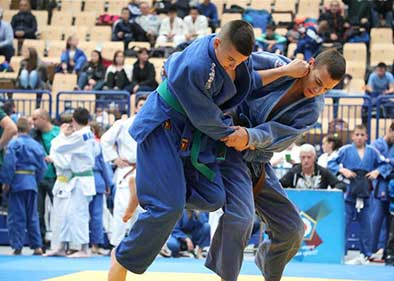 "In pics: 25th international judo tournament ""Cup Vinko Samarlic"""