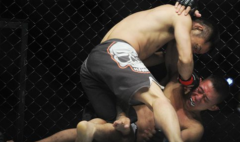 China's Chen Lei defeats Meciaz at ONE men's catchweight match