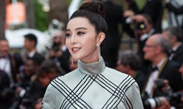 "Fan Bingbing poses for screening of ""Amant Double"" in Cannes"