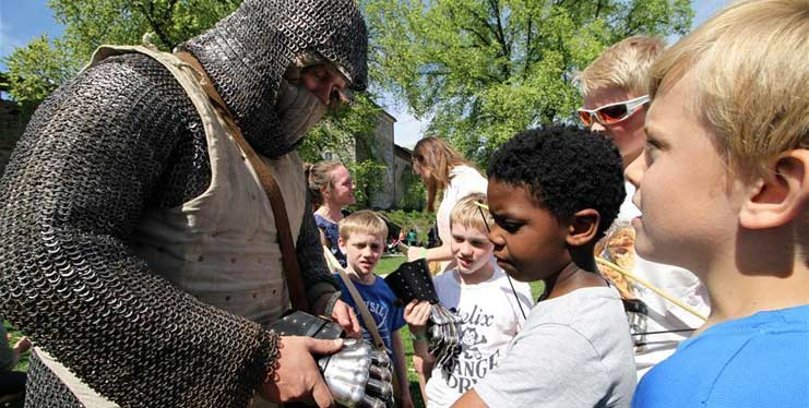 Oslo Medieval Festival marked in Norway