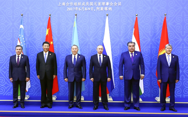 SCO leaders strongly condemn all forms of terrorism