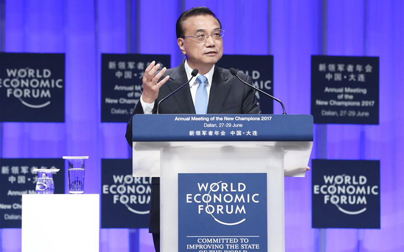 China fully capable of delivering 2017 growth goals: premier