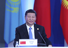 President Xi visits Kazakhstan, attends SCO summit, World Expo