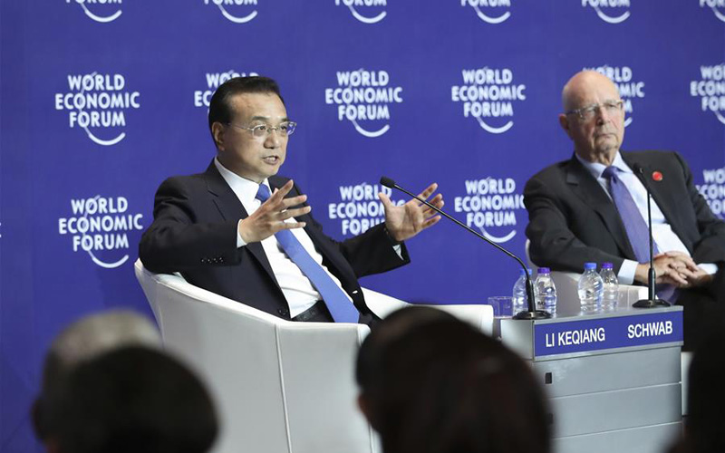China's reform welcomes foreign participation: premier