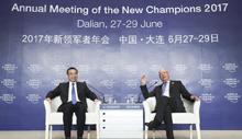 "Free trade ""good medicine"" for global recovery: Premier Li"
