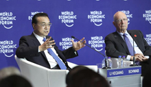 Full text: Premier Li's Dialogue with WEF Chief and International Business Leaders at the Annual Meeting of the New Champions 2017