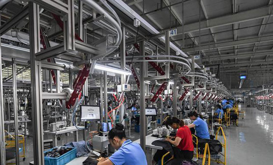 China's 2017 H1 GDP grows 6.9%