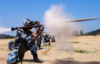 On target! China's PLA soldiers show off their skills!