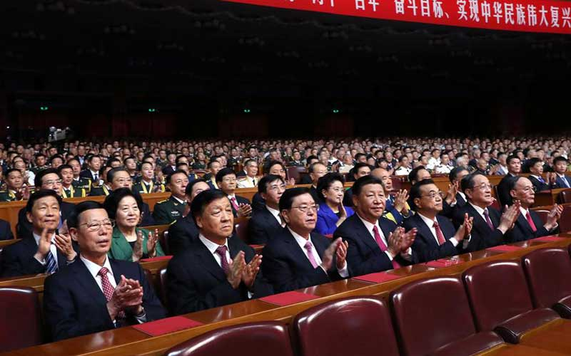 China holds grand gala for PLA 90th birthday celebration
