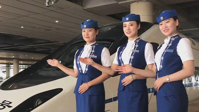 First high-speed rail in China's Inner Mongolia starts operation