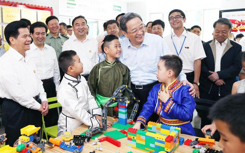 Top political advisor calls for progress in ethnic unity