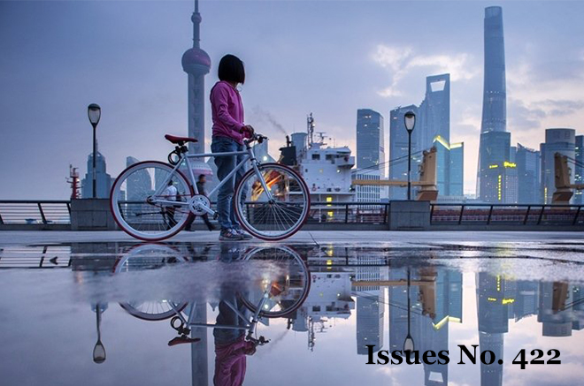 China's economy continues to enjoy strong growth