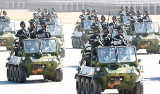 China Focus: Reform brings China closer to strong army goal