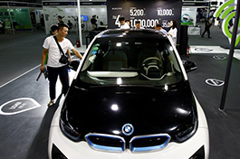 China to further open financial, new energy vehicle sectors to foreign investment