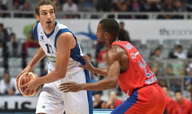 CSK Moscow beat Zadar KK 97-68 at basketball tournament in Croatia