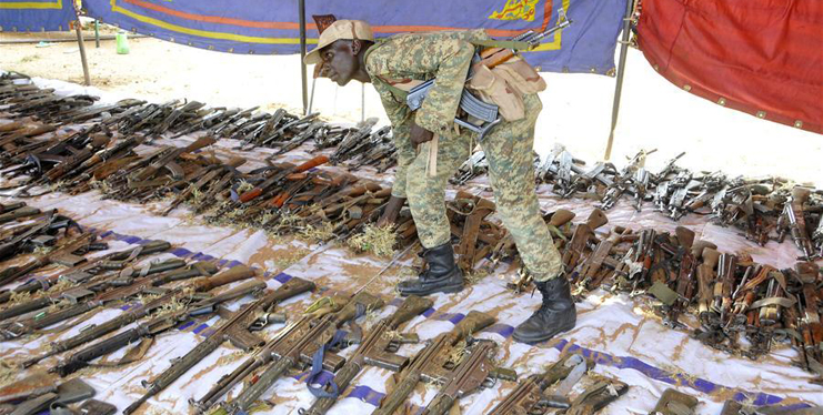Sudanese gov't plan to collect weapons from civilians in Darfur gains initial results