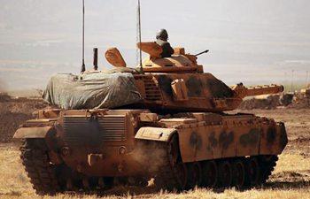 Military drill held near Turkish-Iraqi border in Sirnak