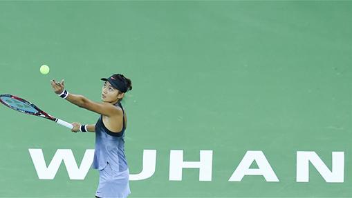 Sorana Cirstea beats Wang Yafan 2-0 at 2017 WTA Wuhan Open