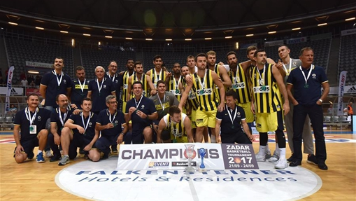 Highlights of Zadar Basketball Tournament