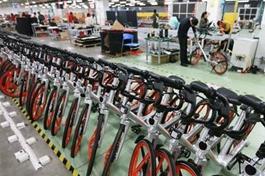 Chinese cities regulate bike sharing service
