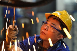 China's central state firms post record growth in first eight months