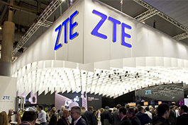 """ZTE becomes PGA Tour's 1st """"official smartphone"""""""