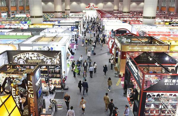 Canton Fair attracts 25,000 exhibitors