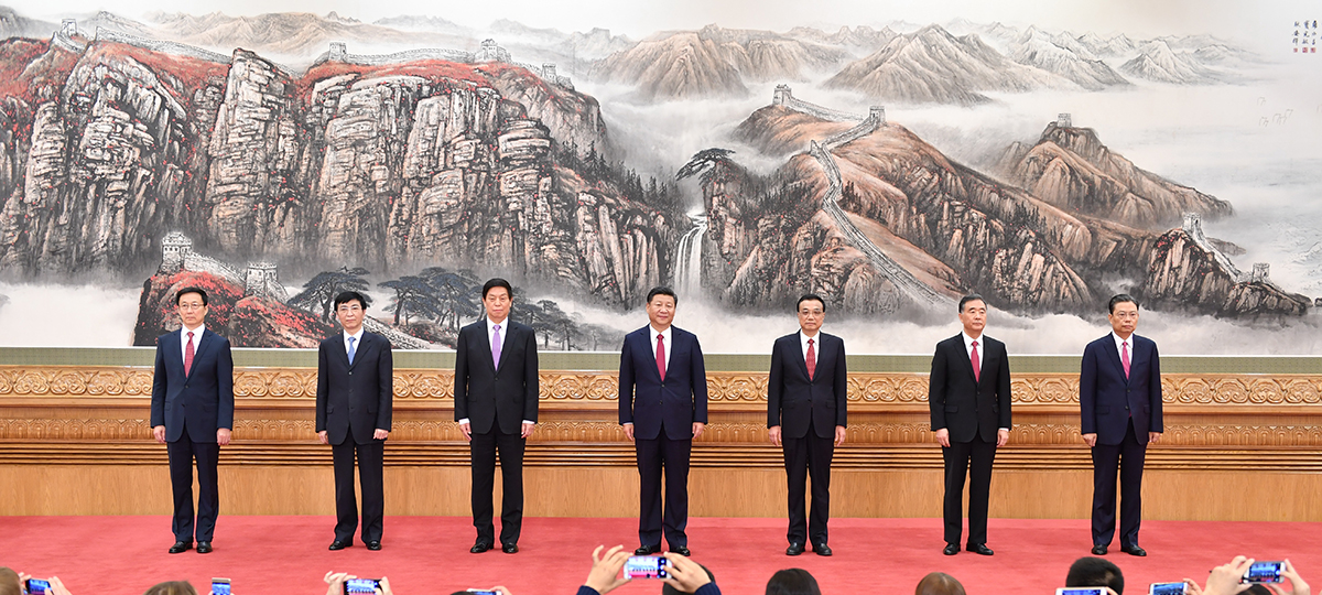In pics: Top CPC leadership meets the press