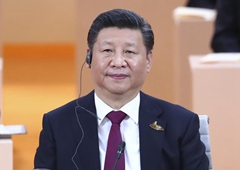 Chinese president visits Russia, Germany, attends G20 summit