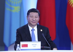 President Xi visits Kazakhstan, attends SCO summit, World Expo