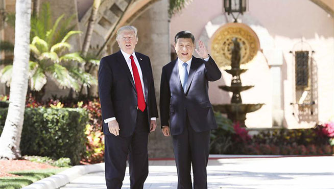 China-U.S. relations: Presidents stay in touch through meetings, phone calls, letters