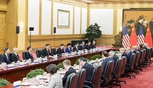 "Xi says China-U.S. ties ""at new historic starting point"""