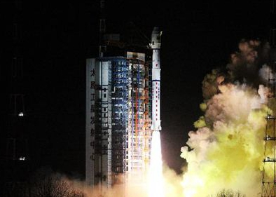 China to launch four new weather satellites before 2021