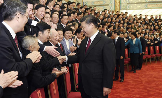 Chinese President Xi encouraged ethical role models and pioneers to make new contributions