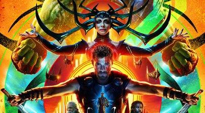 """Spotlight: """"Thor: Ragnarok"""" hammers global box office"""