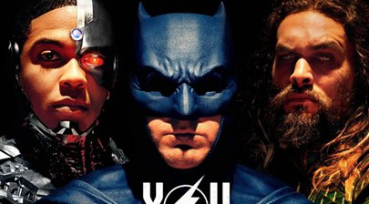 """""""Justice League"""" tops North American box office in opening weekend"""