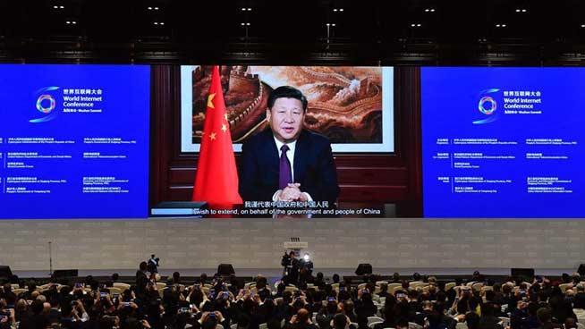 President Xi stresses cybersecurity, positive Internet environment
