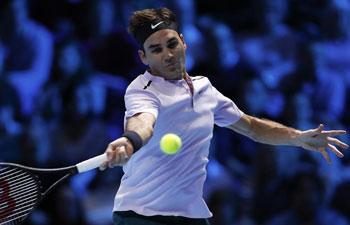 Roger Federer claims title of ATP World Tour Finals