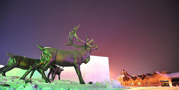 5th Cold of Pole Festival kicks off in N China